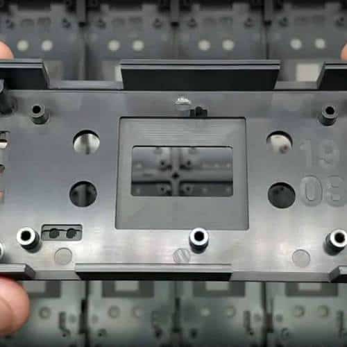 CNC Machining – ABS enclosure customisation