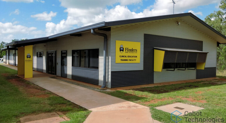 Flinders University Clinical Education Training Facility - Cabot Technologies