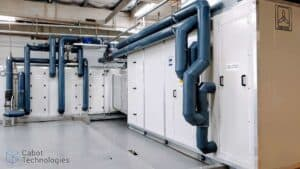 AHU Pre-Conditioner BMS Control - Cabot Technologies