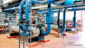 Chiller Plant BMS Control - Cabot Technologies