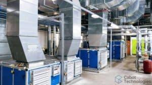 AHU BMS Control - Cabot Technologies