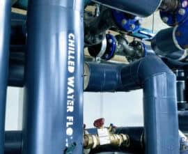 Chilled Water Balance - Cabot Technologies