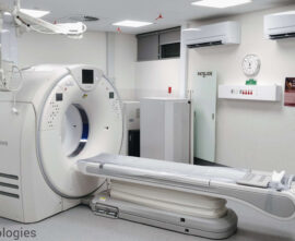 Hospital Imaging Upgrade - CT Scan Room - Cabot Technologies